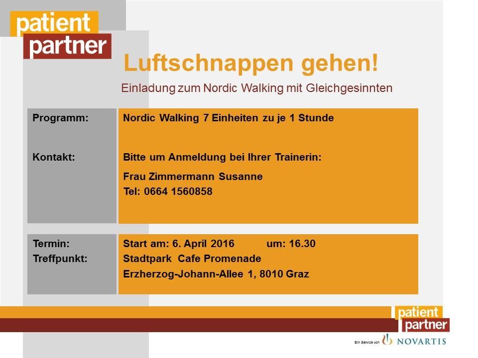 Walken in Graz
